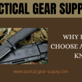 Why People Choose a Tactical Knife